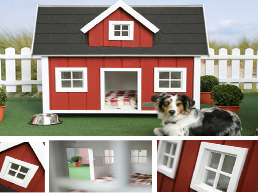 farm dog house