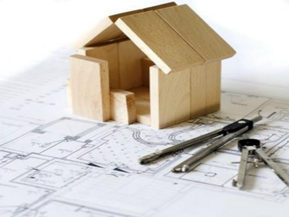 membangun rumah anjing