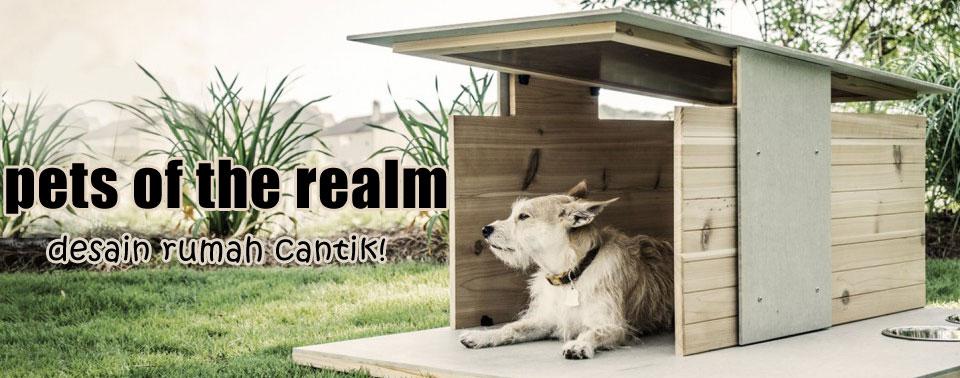 Model dan Desain Rumah Pets-of-The-Realm.com